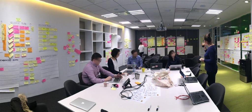 release planning day de meetic (roadmap)