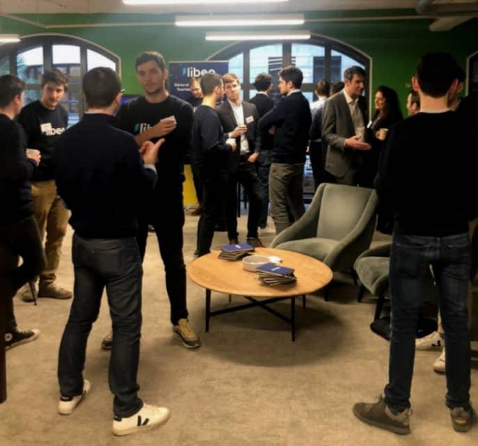 Libeo product manager roadmap produit collaborative rencontre