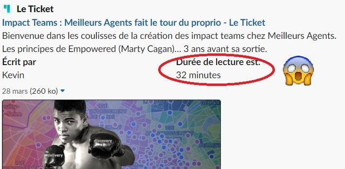 Le Ticket Impact teams article long