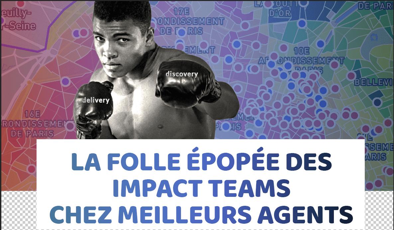 Impact team Le Ticket Meilleurs Agents