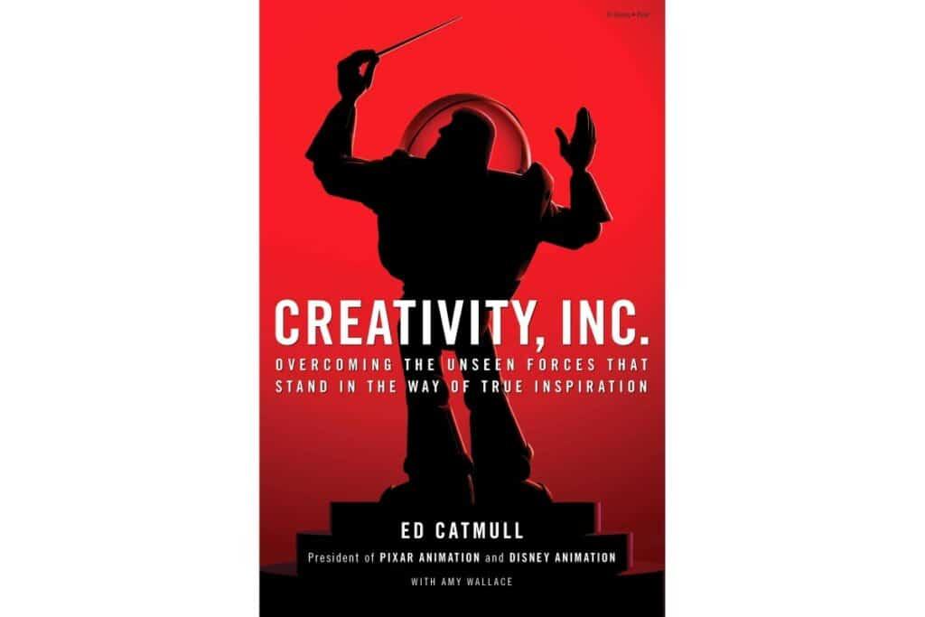 Livre creativity Inc.